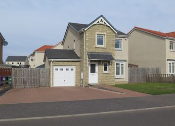 Thumbnail 3 bed detached house for sale in Dunlin Crescent, Montrose