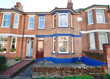 3 bed terraced house for sale in Philip Road, Ipswich IP2