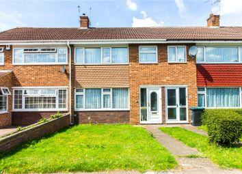 Thumbnail 3 bedroom terraced house for sale in Ranelagh Gardens, Northfleet, Kent