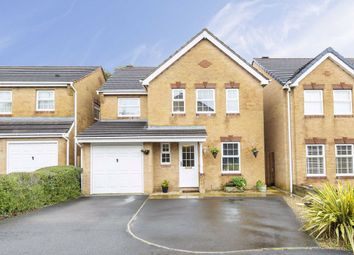 Thumbnail 4 bed detached house for sale in Pimpernel Mead, Bradley Stoke, Bristol