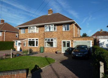 Thumbnail 3 bedroom semi-detached house for sale in Innsworth Lane, Gloucester