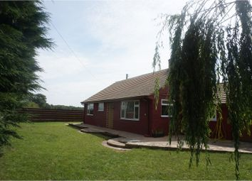 Thumbnail 4 bed detached bungalow for sale in Nordelph, Downham Market