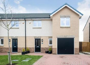Thumbnail 3 bed semi-detached house for sale in Meadow Drive, Cambuslang, Glasgow, South Lanarkshire