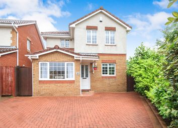 Thumbnail 3 bed detached house for sale in Ash Wynd, Cambuslang, Glasgow