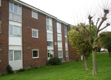 Thumbnail 2 bed flat to rent in Tennyson Court, Royston, Herts