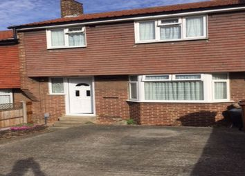 Thumbnail 3 bed terraced house for sale in Jasper Avenue, Rochester