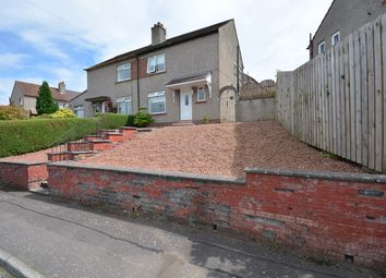 Thumbnail 2 bed semi-detached house for sale in Dee Avenue, Kilmarnock