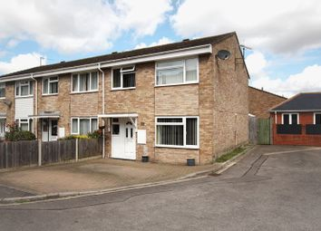 Thumbnail 3 bed terraced house for sale in Humber Close, Wantage