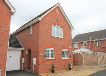 Thumbnail 3 bed link-detached house for sale in Britannia Gardens, Stourport On Severn