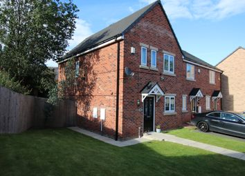 3 bed end terrace house for sale in Rectory Close, Wombwell, Barnsley S73