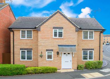 Thumbnail 3 bed detached house for sale in Jackdaw Road, Corby