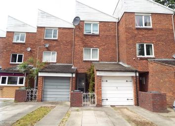 Thumbnail 3 bedroom terraced house for sale in Huntington Close, Redditch, Worcestershire
