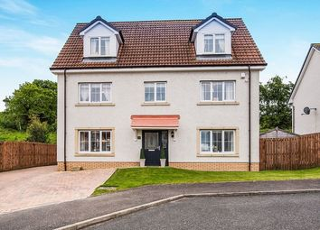 Thumbnail 6 bed detached house for sale in John Valentine Place, Reddingmuirhead, Falkirk