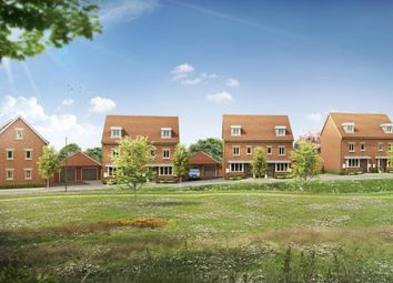 "Thumbnail 3 bed semi-detached house for sale in ""Palmerston"" at London Road, Hassocks"