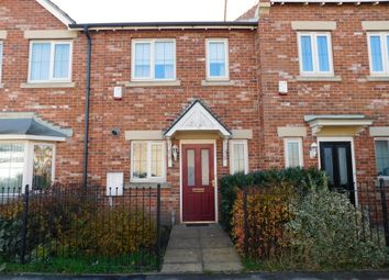 Thumbnail 2 bed town house for sale in Moor Lane, Mansfield