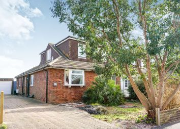 Thumbnail 3 bed semi-detached house for sale in Russells Close, East Preston