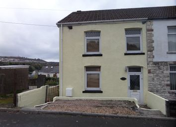 Thumbnail 3 bed property to rent in Whitethorne Street, Crumlin, Newport