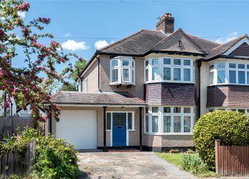 Thumbnail 3 bed semi-detached house for sale in Ravenswood Avenue, West Wickham