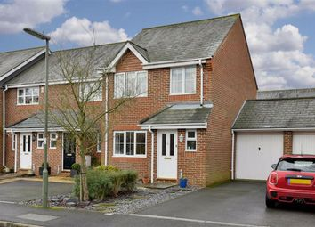 Thumbnail 3 bed end terrace house for sale in Manor Crescent, Epsom, Surrey