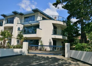 Thumbnail 2 bed flat for sale in Dorset Lake Avenue, Poole