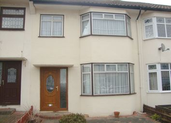 Thumbnail 3 bed terraced house to rent in Stour Way, Upminster