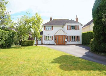 Thumbnail 4 bed detached house for sale in Old Shaw Lane, Shaw, Swindon