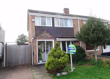 3 bed semi-detached house for sale in Waterfall Way, Barwell, Leicester LE9