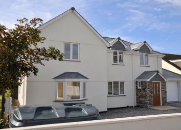 Thumbnail 5 bed detached house for sale in Atlantic Road, Tintagel