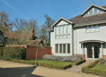Thumbnail 3 bed flat for sale in North Courtyard, Herringswell, Newmarket
