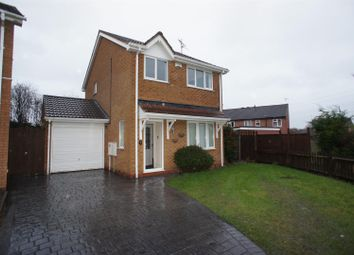 Thumbnail 3 bed detached house to rent in Monks Close, Stenson Fields, Derby