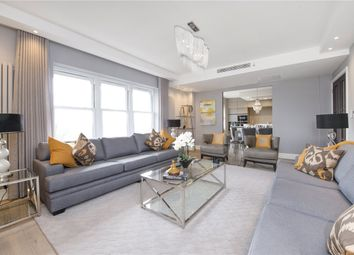 Thumbnail 3 bedroom flat to rent in Lyndhurst Lodge, Lyndhurst Road, Hampstead, London