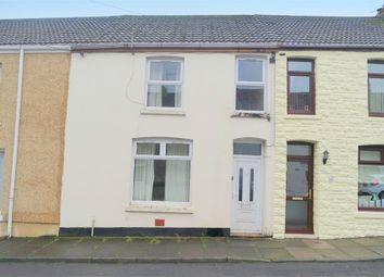 Thumbnail 4 bed terraced house for sale in Golden Terrace, Maesteg, Mid Glamorgan