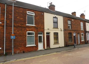 Thumbnail 2 bed terraced house to rent in Allanby Street, Scunthorpe