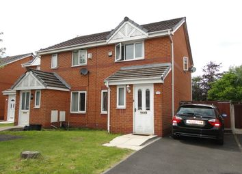 Thumbnail 2 bed semi-detached house to rent in Knights Grange, St Helens