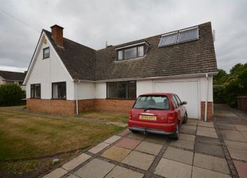 Thumbnail 3 bed detached bungalow for sale in Macdona Drive, West Kirby, Wirral