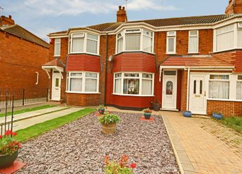 Thumbnail 2 bedroom terraced house for sale in Reldene Drive, Hull