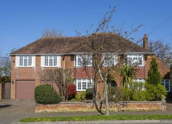 Thumbnail 5 bed detached house for sale in Shaw Crescent, Sanderstead, South Croydon