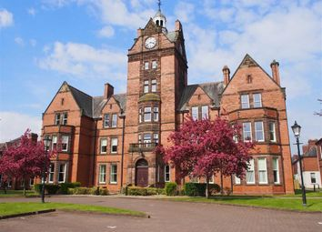 Thumbnail 3 bed flat for sale in St Edwards Hall, Cheddleton, Cheddleton
