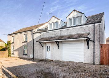Thumbnail 5 bed detached house for sale in Gwaunmiskin Road, Beddau, Pontypridd