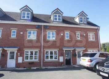 Thumbnail 3 bed town house to rent in Lavender Gardens, Saxon Place, Sankey, Warrington
