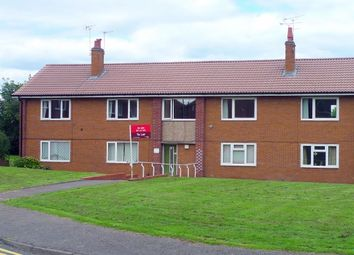 Thumbnail 2 bedroom flat to rent in Knight Avenue, Stafford