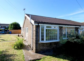 Thumbnail 3 bedroom semi-detached bungalow for sale in Castle Close, Leconfield, Beverley
