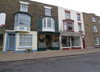 Thumbnail 2 bedroom terraced house for sale in High Street, Deal