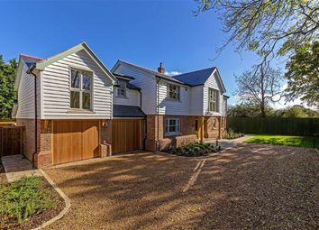 Thumbnail 5 bedroom detached house for sale in Perrywood Lane, Hertford, Herts