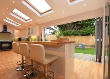 Thumbnail 5 bed semi-detached house for sale in Hemingford Road, Cheam