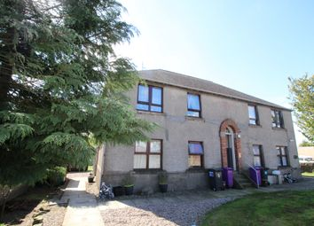 Thumbnail 2 bed flat for sale in Hillview, Brechin, Angus