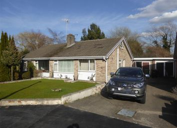 Thumbnail 1 bedroom semi-detached bungalow for sale in Runswick Avenue, Acomb, York