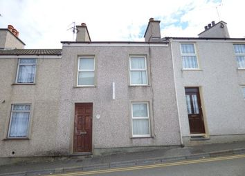 Thumbnail 2 bedroom terraced house for sale in Cambria Street, Holyhead, Anglesey