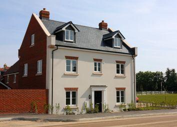 Orchard Green, Brogdale Road, Faversham, Kent ME13. 5 bed detached house for sale