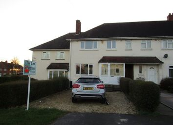 Thumbnail 3 bed terraced house to rent in Carhampton Road, Sutton Coldfield, West Midlands